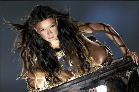 Победительница Евровидения Руслана опустилась ниже плинтуса