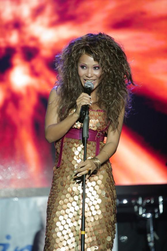 Репетиция Гайтаны на Евровидении имела успех