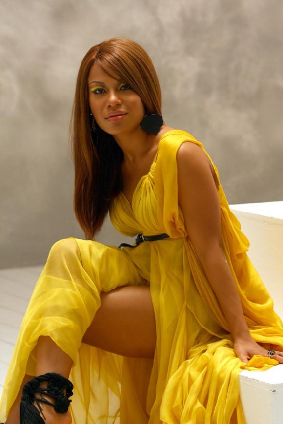32-летняя Гайтана собирается стать мамой