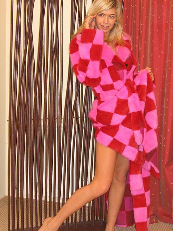Дочь Брежневой хочет быть розовой