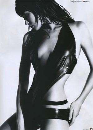 Ольга Куриленко снялась для журнала Maxim. Фото