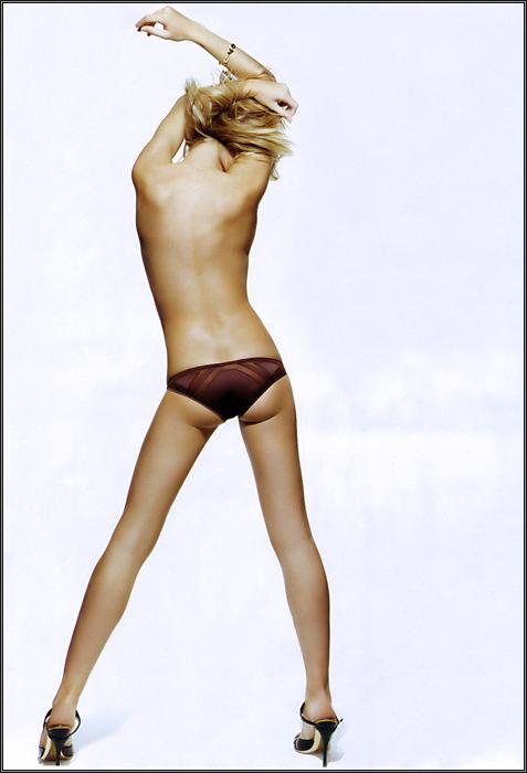 Хайди Клум повергла в шок посетителей аэропорта. Фото