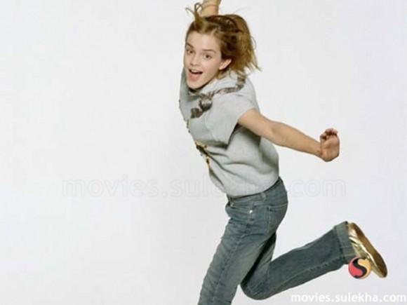 Эмма Уотсон станет красавицей с большой буквы