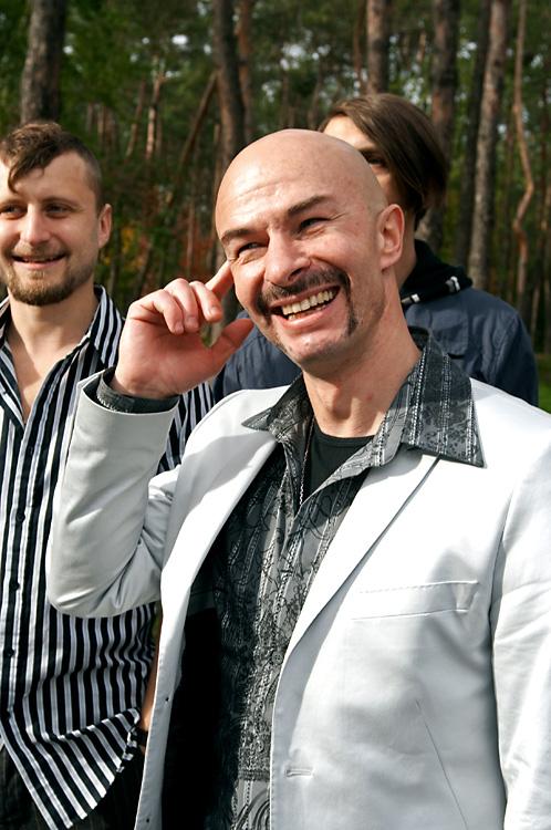 """""""Гайдамаки"""" вышли на подиум в костюмах от Олеси Телиженко. Фото"""