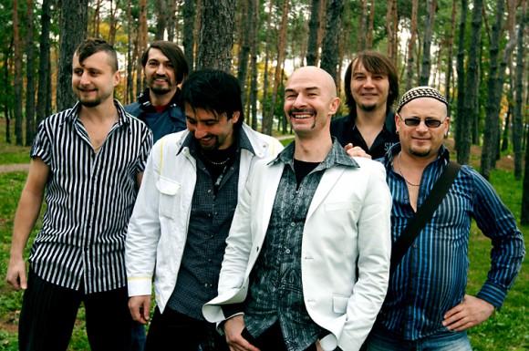 «Гайдамаки» сыграют на главной сцене фестиваля Sziget Festival. Фото