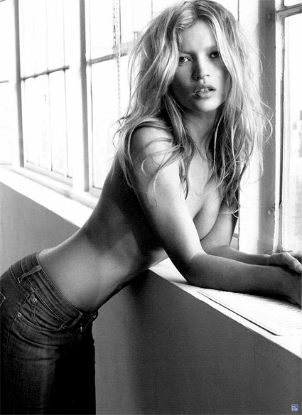 13-летняя сестра Кейт Мосс стала моделью