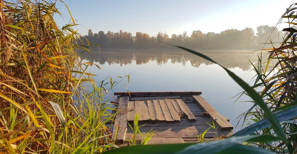 Озеро Министерское или Редькино